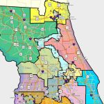Florida House Releases Redistricting Lines Tuesday, Mapping Out   Florida State Representatives Map