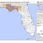 Florida Hurricane Michael (Dr 4399) | Fema.gov   Gulf County Florida Flood Zone Map