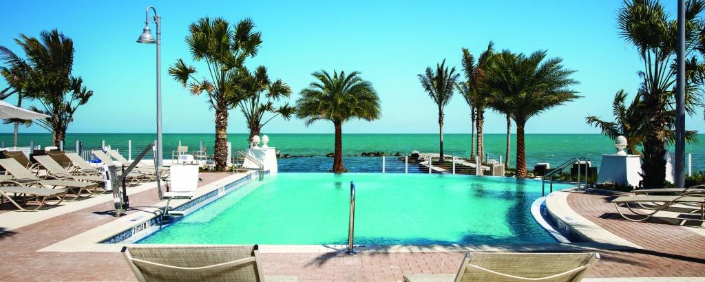 Florida Keys Hotel In Marathon, Fl   Courtyard Marathon Florida Keys - Map Of Florida Keys Hotels