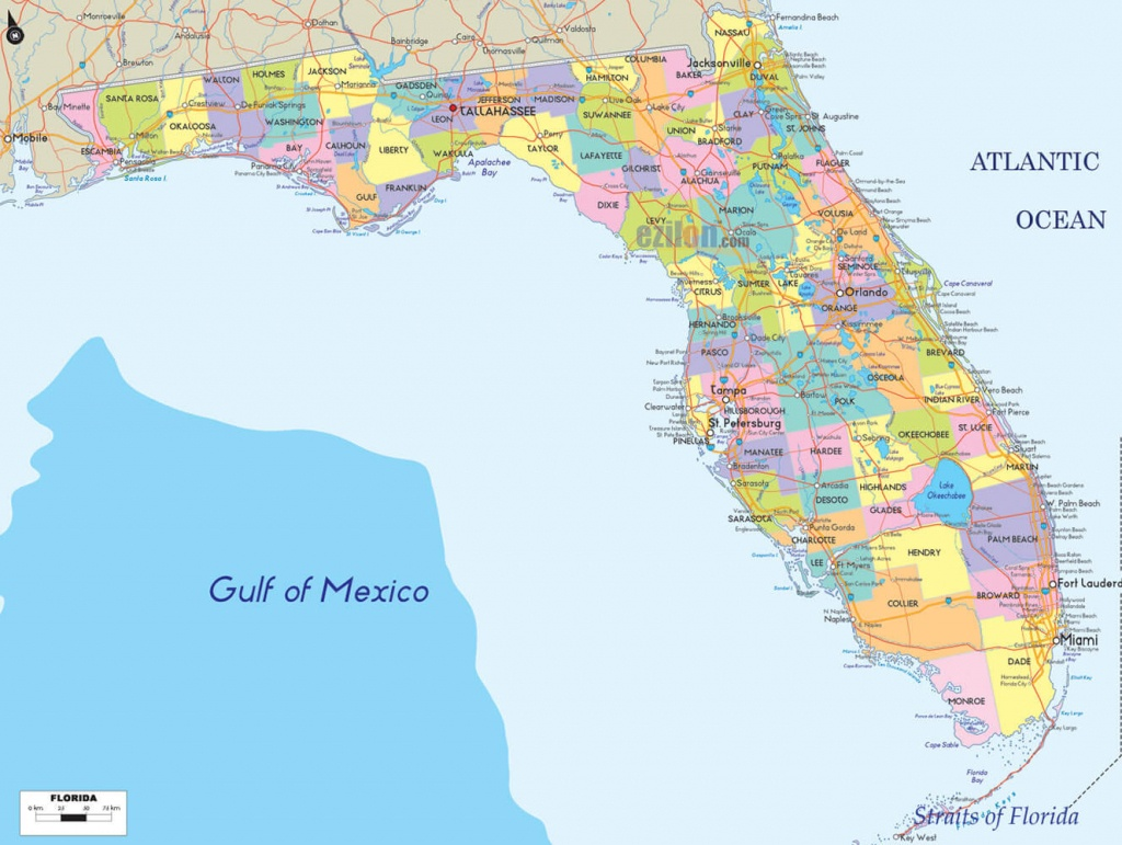 Florida Map - Florida Traffic Map