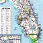 Florida Map West Coast   Map Of West Coast Of Florida Usa