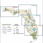 Florida National Scenic Trail   About The Trail   Road Map Of Florida Panhandle