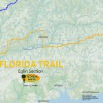 Florida Outdoor Recreation Maps   Florida Hikes!   Florida Springs Map