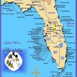 Florida   Places I Want To Visit   Map Of Florida Gulf, Florida Gulf   Map Of Florida Coast Beaches