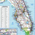 Florida Road Map Atlas | Listed Map - Florida Road Map 2018
