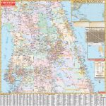 Florida State Central Wall Map – Kappa Map Group   Laminated Florida Map