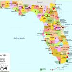 Florida State Maps | Usa | Maps Of Florida (Fl)   Map Of Florida West Coast Towns