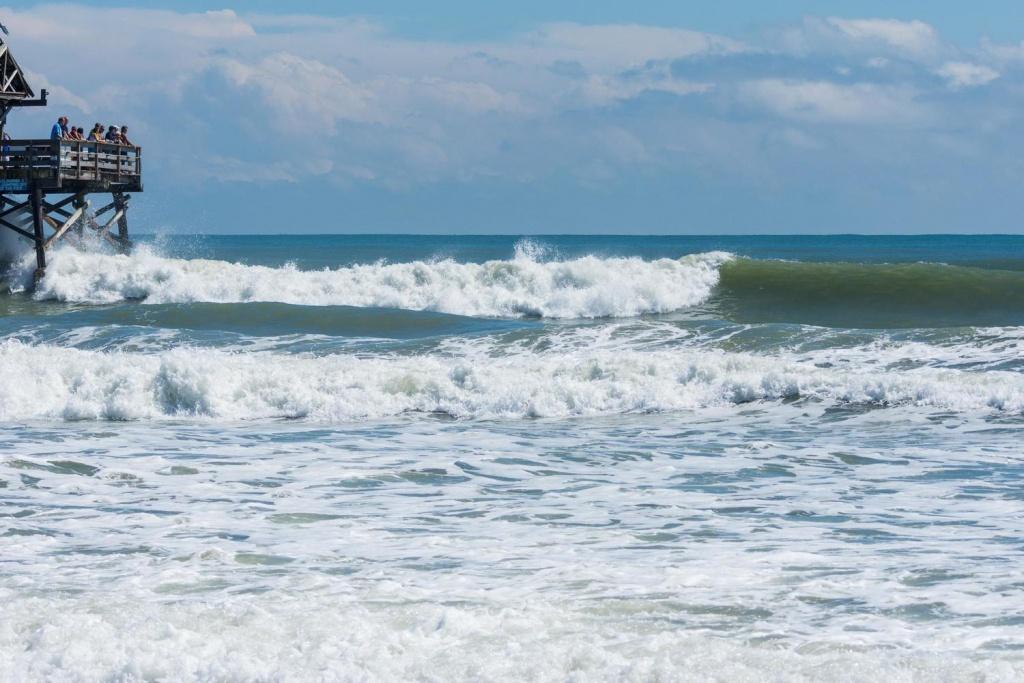 Florida Surf Report & Forecast - Map Of Florida Surf Spots & Cams - Florida Surf Map