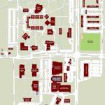 Florida Tech Campus Map | Woestenhoeve   Florida Tech Map
