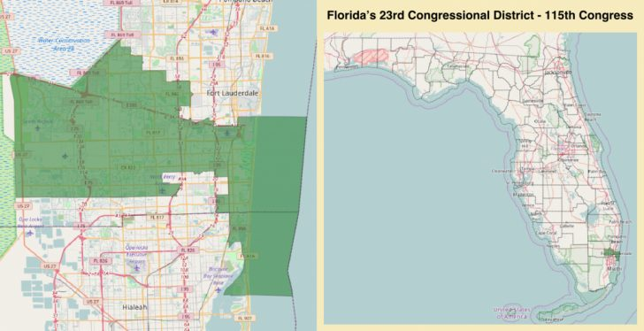 Florida House District 115 Map