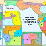 Florida's Congressional Districts   Wikipedia   Florida Voting Districts Map
