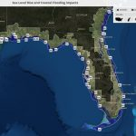 Florida's State Workers Silenced On Climate Change | Earthjustice   Florida Sea Rise Map