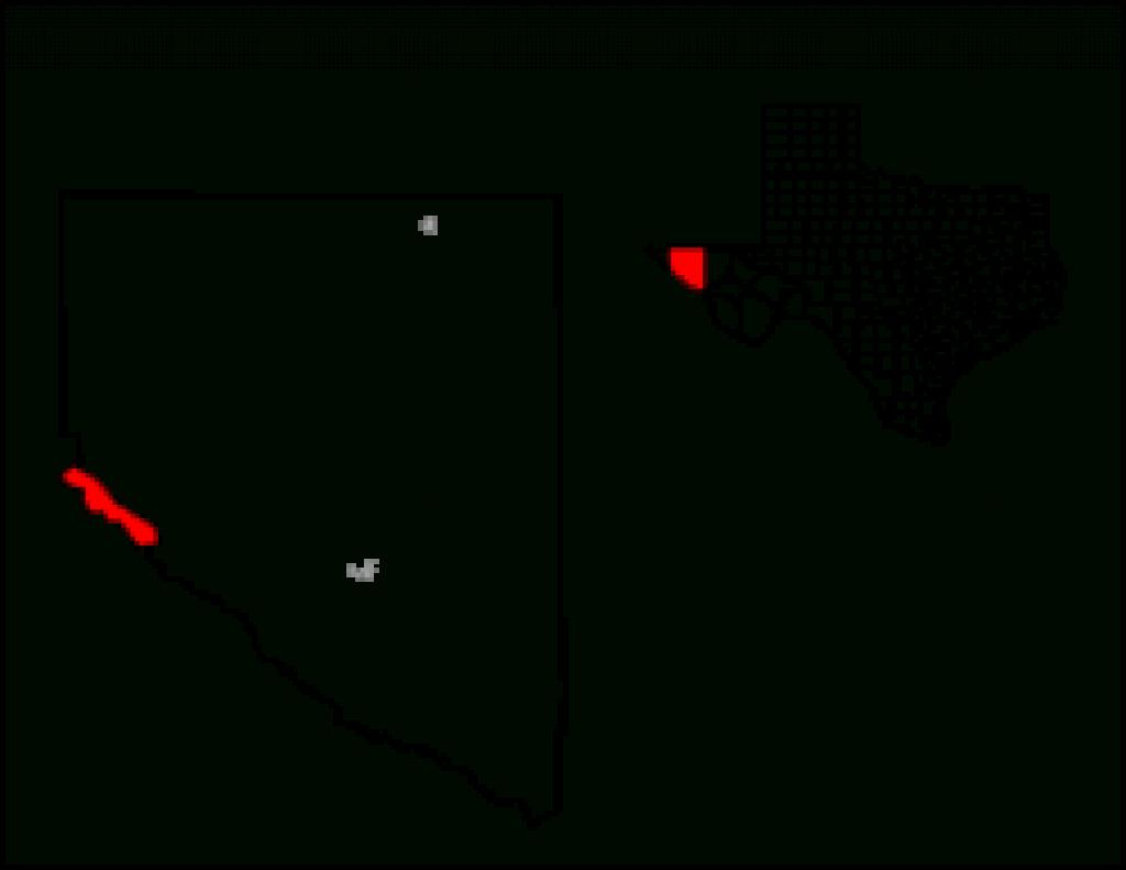 Fort Hancock, Texas - Wikipedia - Fort Hancock Texas Map