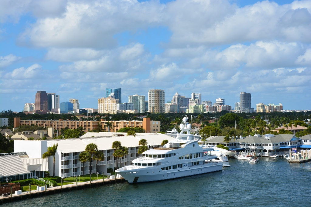 Fort Lauderdale, Florida - Wikipedia - Street Map Of Fort Lauderdale Florida