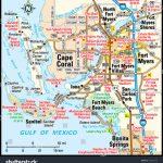 Fort Myers Florida Area Map Image Vectorielle De Stock (Libre De   Fort Meyer Florida Map