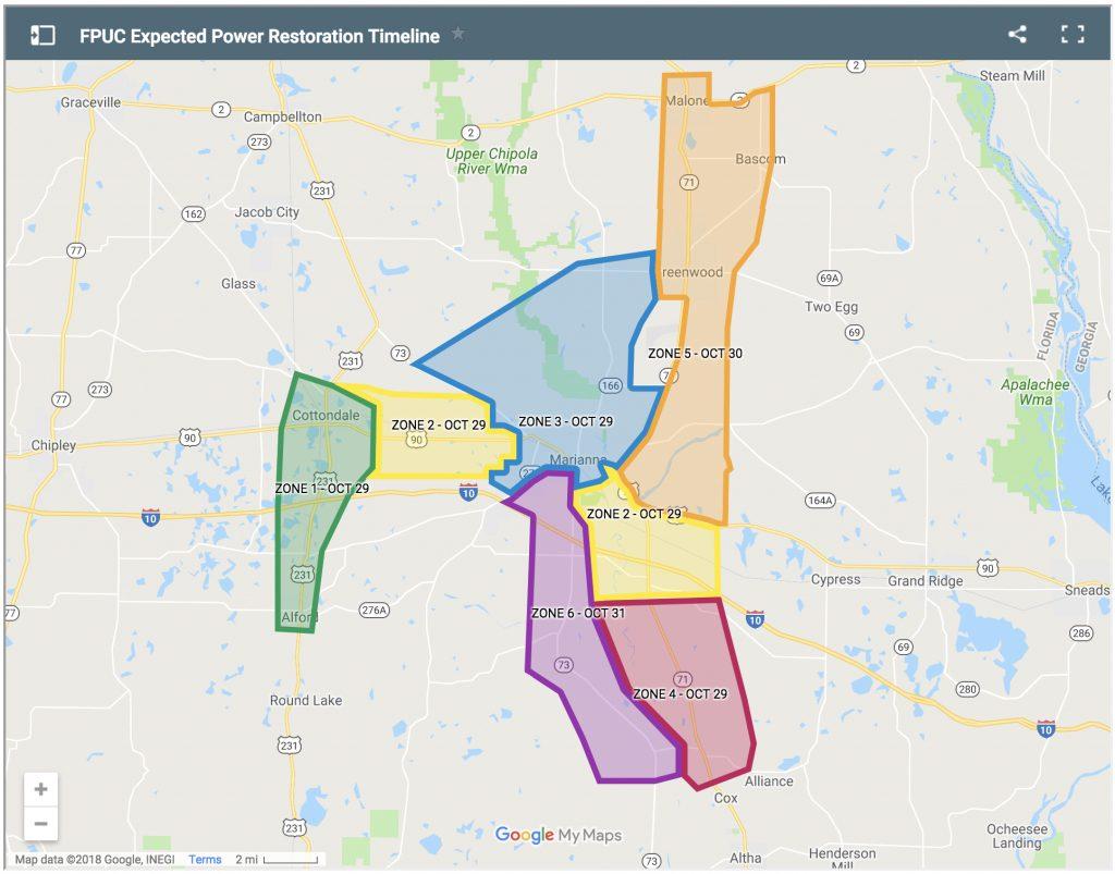 Fpu News | Hurricane Michael - Florida Public Utilities ...
