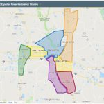 Fpu News | Hurricane Michael - Florida Public Utilities Power Outage Map
