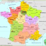 France Maps | Maps Of France   Printable Map Of