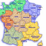 France Maps | Printable Maps Of France For Download   Printable Map Of