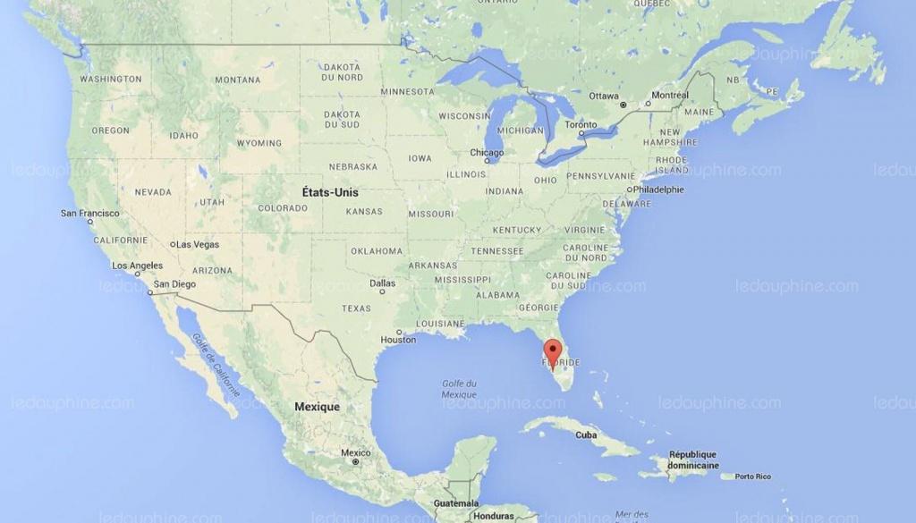 France-Monde | Nouvelle Fusillade En Floride : Deux Morts Et 14 Blessés - Google Maps Fort Myers Florida