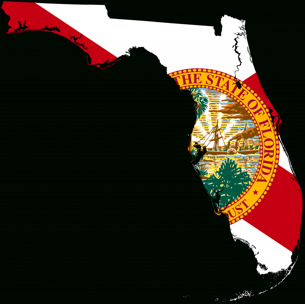 Free Florida Map Cliparts, Download Free Clip Art, Free Clip Art On - Map Of Florida Art