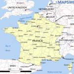 Free Maps Of France – Mapswire   Printable Map Of