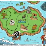Free Pirate Treasure Maps For A Pirate Birthday Party Treasure Hunt   Make Your Own Treasure Map Printable