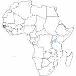 Free Printable Africa Map - Maplewebandpc - Printable Map Of Africa