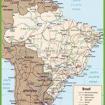 Free Printable Map Of Brazil | Mir Mitino   Free Printable Map Of Brazil