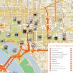 Free Printable Map Of Washington D.c. Attractions. | Washington Dc   Printable Walking Tour Map Of Washington Dc