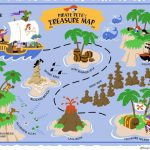 Free Printable Pirate Treasure Map   Google Search | Boy Pirates   Make Your Own Treasure Map Printable