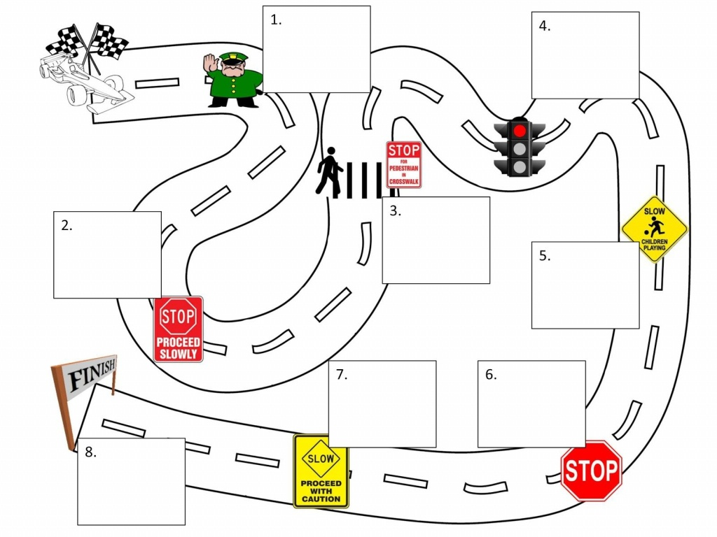 Free Reading Road Map Printable. Customizable And Easy To Use With - Free Printable Road Maps For Kids