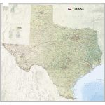 """Free Shipping Modern Home Wall Decor Painting """"texas Map"""" Canvas Art   Texas Map Canvas"""