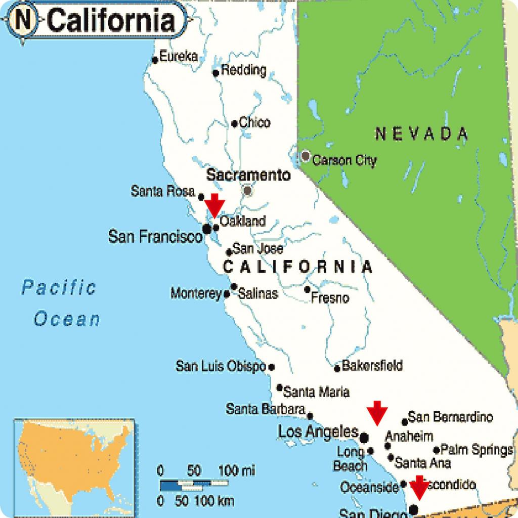 Fresno California Map Google Free Printable Map California Google In - Fresno California Google Maps
