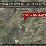 Fritch Woman Killed In Monday Afternoon Crash Near Sanford - Fritch Texas Map