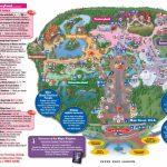 Full Map Of Magic Kingdom Park In Walt Disney World Florida! Enjoy - Printable Maps Of Disney World Parks
