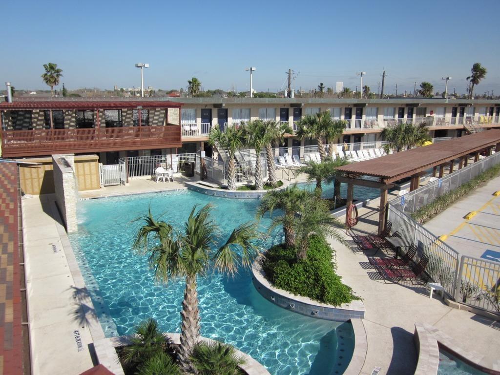 Gaido's Seaside Inn, Galveston, Tx - Booking - Map Of Hotels In Galveston Texas