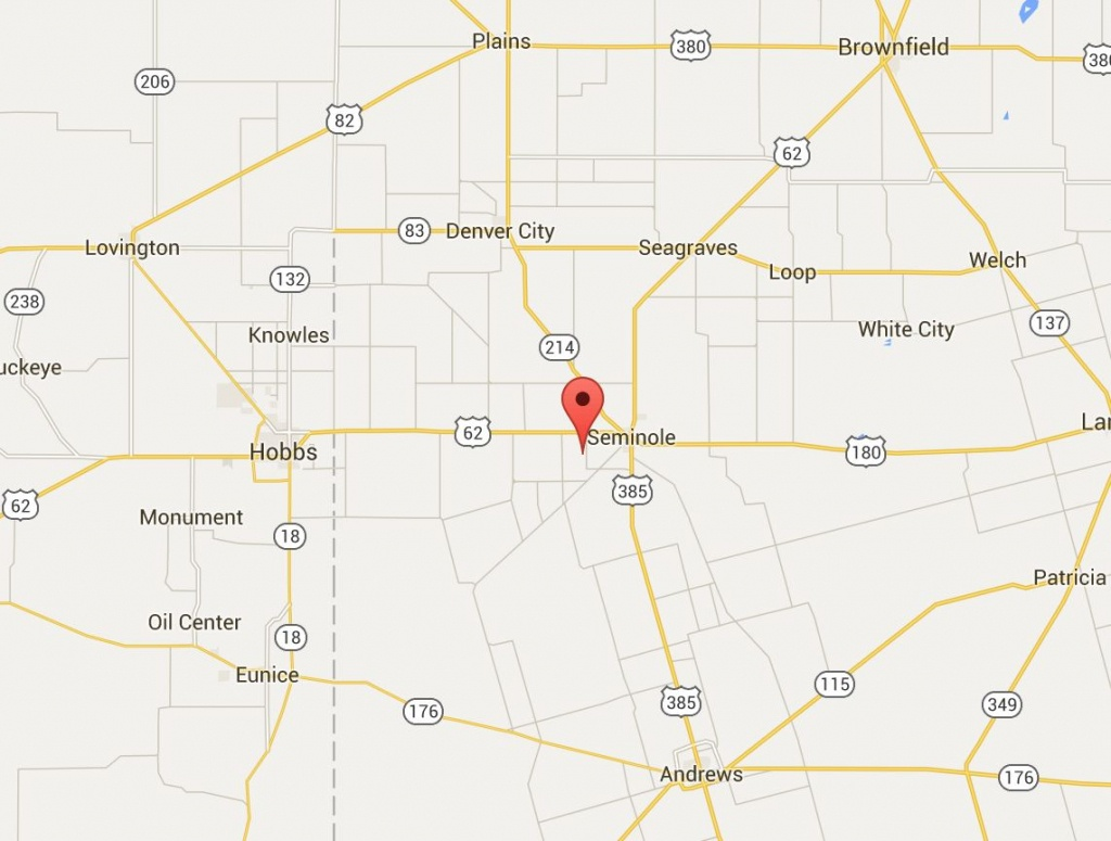 Gaines County Appraisal District | Bis Consulting | Simplifying It - Gaines County Texas Section Map