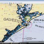 Galveston Bay Fishing Map   Youtube   Top Spot Fishing Maps Texas