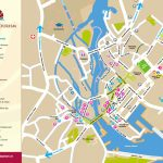 Galway Tourist Map   Galway City Map Printable