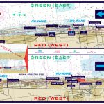 Gbc's Custom Intracoastal Waterway Map   Intracoastal Waterway Florida Map