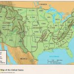 Geography Map North America   Sitedesignco   Printable Map Of North America For Kids