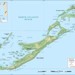 Geography Of Bermuda   Wikipedia   Printable Map Of Bermuda