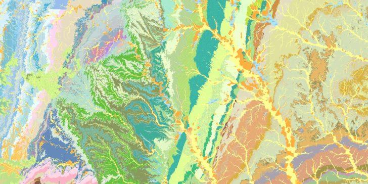 Texas Geological Survey Maps