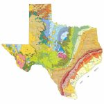 Geologic Maps Of The 50 United States In 2019 | Colorpatterndesign   Gold Prospecting In Texas Map