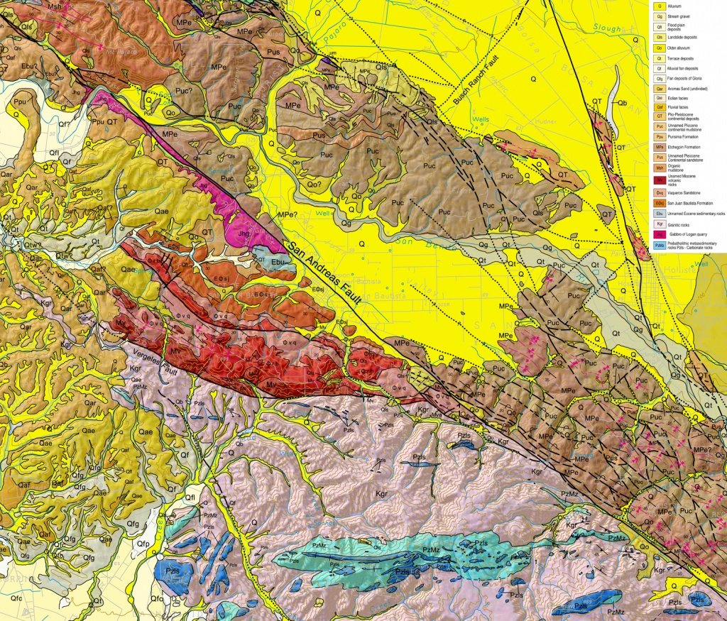 Geology Cafe - California Geological Survey Maps