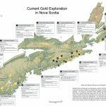 Geomatics Association Of Nova Scotia - Maps & Mapping Resources - Printable Map Of Nova Scotia Canada