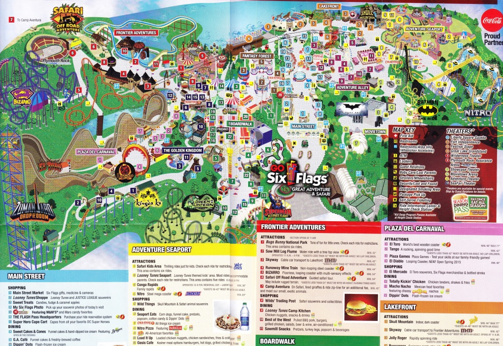 Germany On World Map - World Wide Maps - Six Flags New England Map Printable