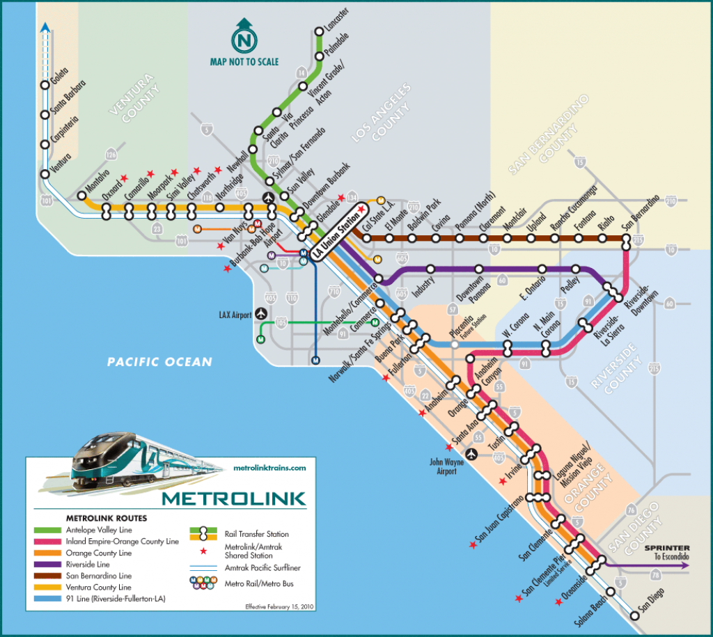 Getting To Little Tokyo | Soha Conference - Amtrak California Map Stations