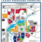 Globe Life Park In Arlington – Where To Park, Eat, And Get Cheap Tickets   Texas Rangers Season Ticket Parking Map